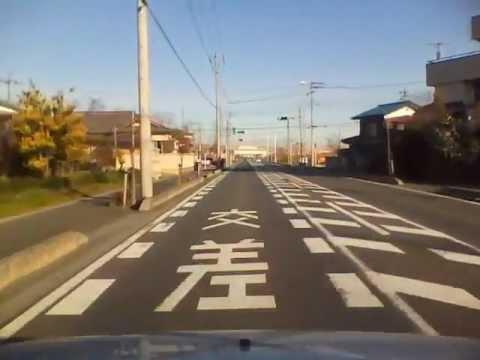 埼玉県道78号 01 春日部菖蒲線 ...