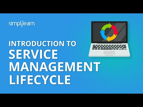 Introduction To Service Management Lifecycle | ITIL® Training Video