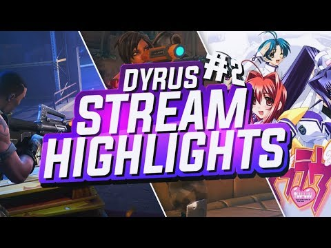 DYRUS | STREAM HIGHLIGHTS #2 - DYRUS GETS A NEW WAIFU?!?
