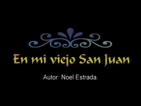 En Mi Viejo San Juan (Karaoke)