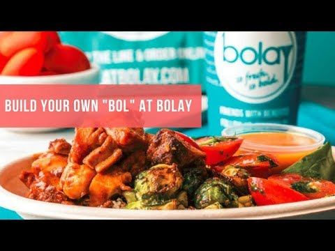 BOLAY Restaurant - (Nutrients, Grains, and Big Bowls of Food)