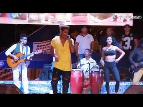 Jeivy Dance en vivo Fiestas de Independencia 2015