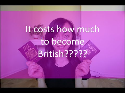 Becoming A Brit - Steps And Costs Of Applying For A British Citizenship (naturalisation Process)