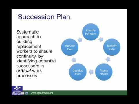 Webinar: Succession Planning