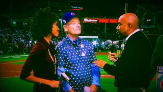 CUBS WIN! - BILL MURRAY ON FAMILY MOM