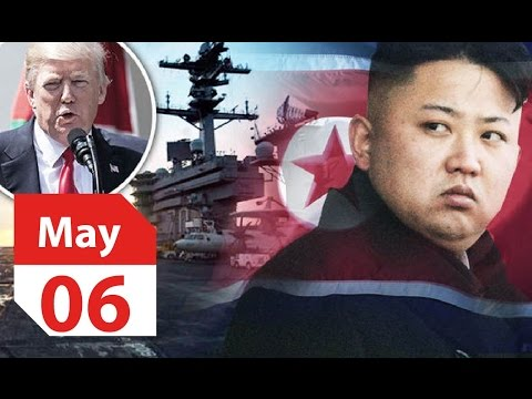 ⚠North Korea v USA LIVE: News updates as Kim Jong-un threatens WW3 with Trump 5/6/17