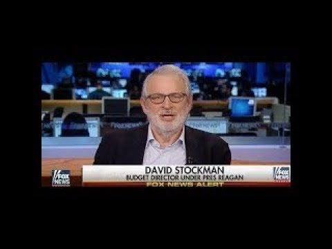 David stockman: US Crash Debt Taxes Growth And The GOP Con Job