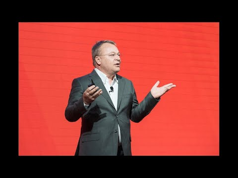 Stephen Elop | Telstra: Five key attributes of transformative businesses
