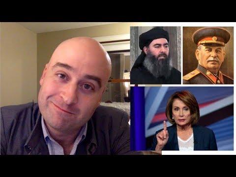 Nihilism: Religious Ideology vs. Political Ideology.