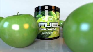GREENAPPLE by GFUEL