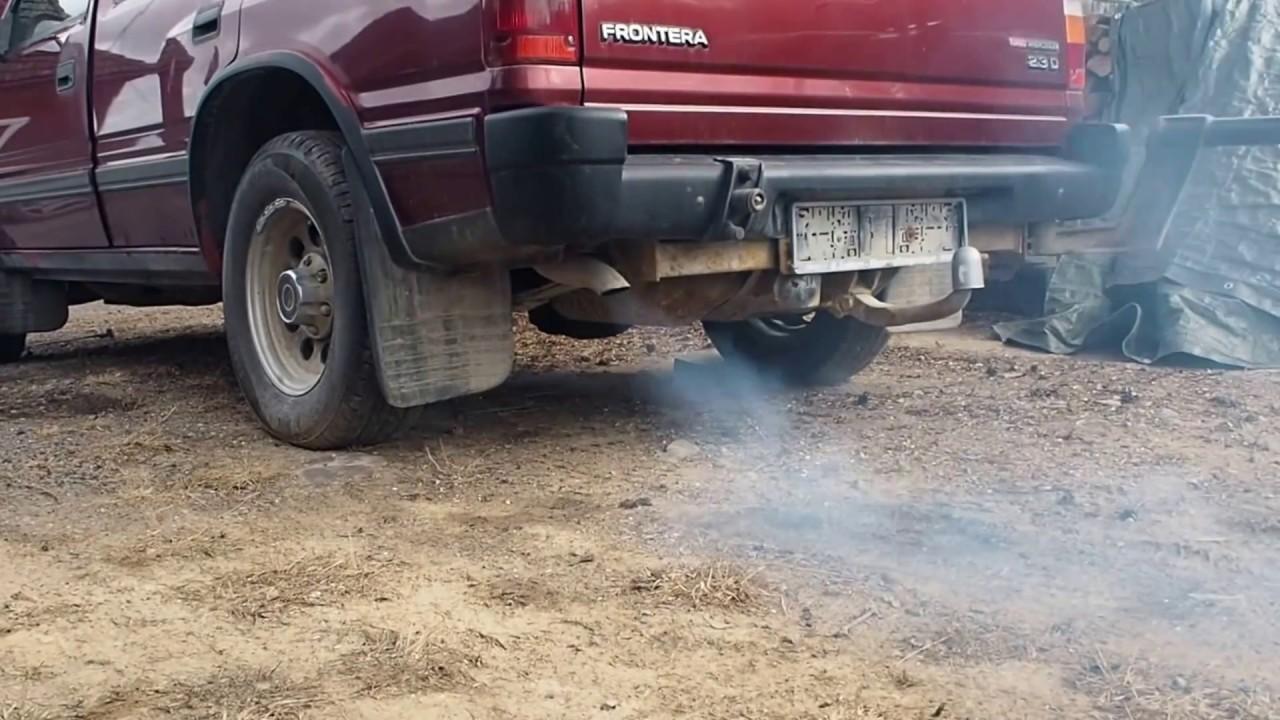 Diesel Engine Running Rough