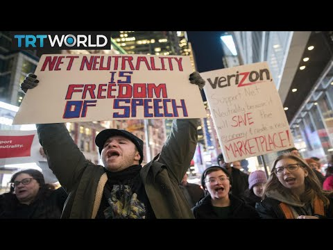 Money Talks: US telecom regulator vote to repeal net neutrality