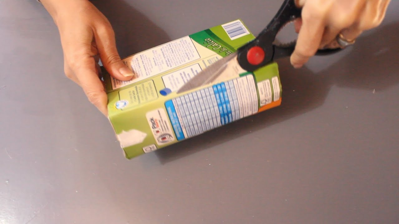 🌼3 IDEAS con CAJAS DE LECHE ♻ Manualidades con cajas  💕Decoupage 😍#arteencasa
