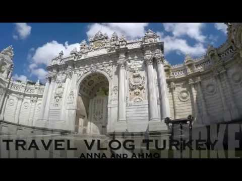 TRAVEL VLOG TURKEY 2016 ANNA&AHMO GOPRO 4K PART I
