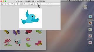 23.02.18: Bilder mit Apples Vorschau Programm freistellen [Tipps und Tricks in unter 5 Minuten]