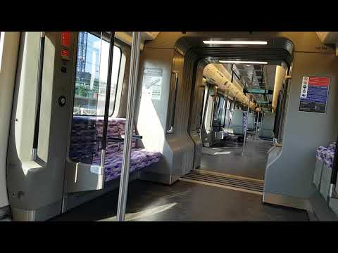 *First Day of Service* - TfL Rail - Class 345 Journey - Ealing Broadway to Hayes & Harlington