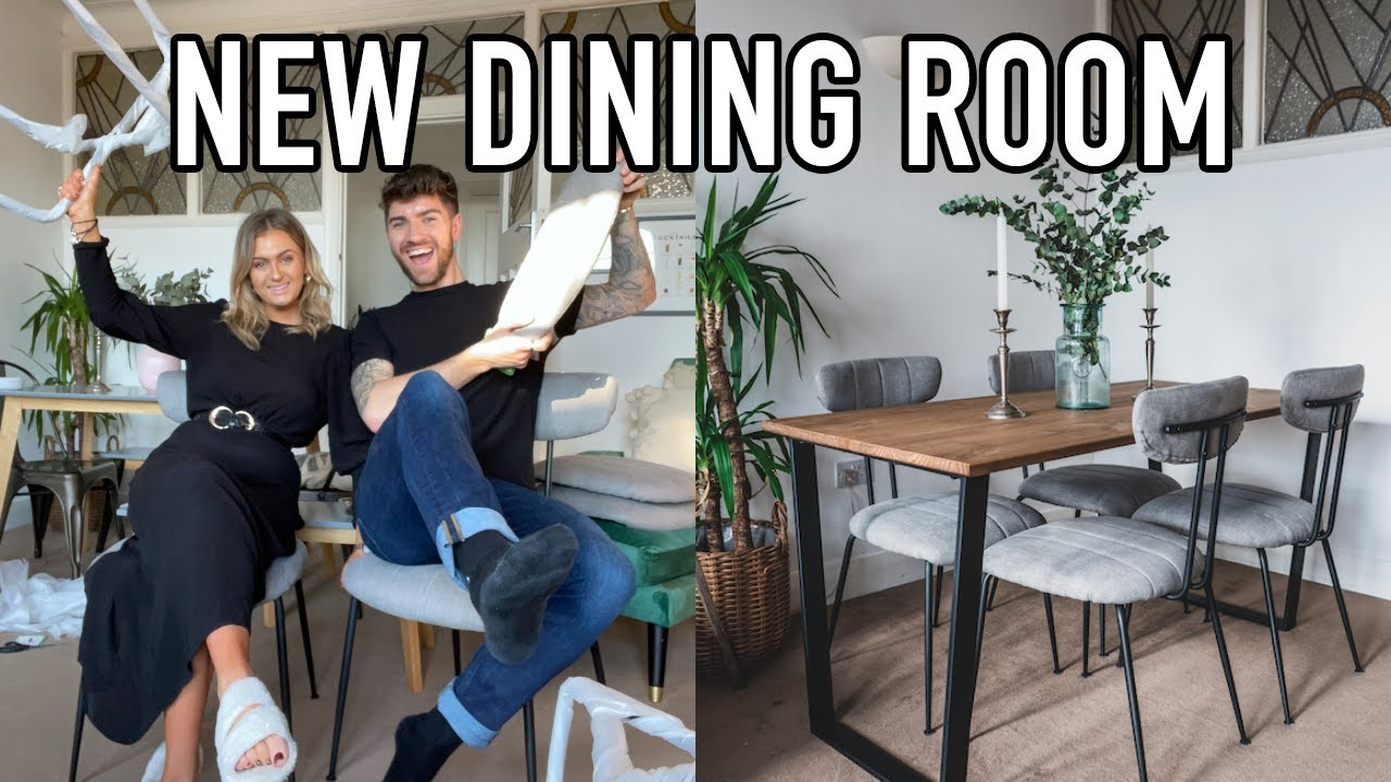 NEW DINING ROOM & HELLO MARCH! | WEEKEND VLOG