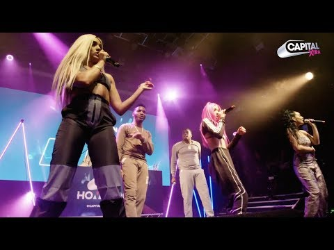 M.O. And Lotto Boyzz Perform 'Bad Vibes' At Capital XTRA Homegrown Live