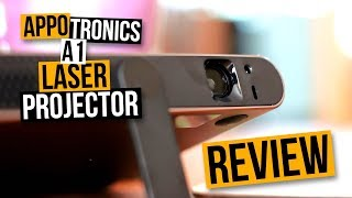 APPotronics A1 HD Laser Projector Review: Super Bright, Lightweight, Projector 2018