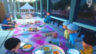 Upin Ipin 2013 (Musim 7) - Dugaan Ramadhan (Bhg  1-2-3) Full