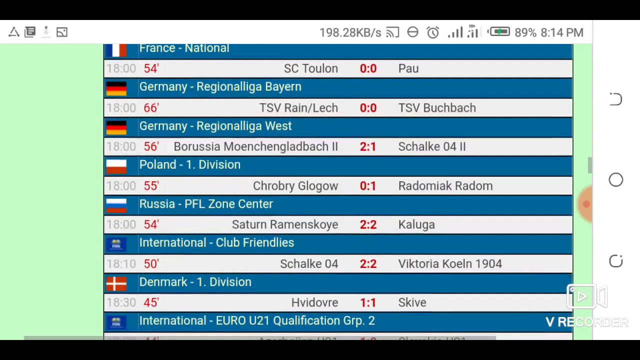Todays Football Fixtures And Livescore Results From Livescore Cz Official Hd Video 2019