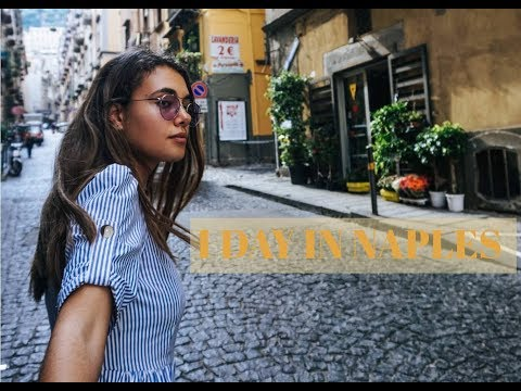 1 FULL DAY IN NAPLES / Travel Vlog in Italy