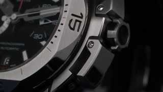 amazing 360 tour of the clerc hydroscaph central chronograph chy 117