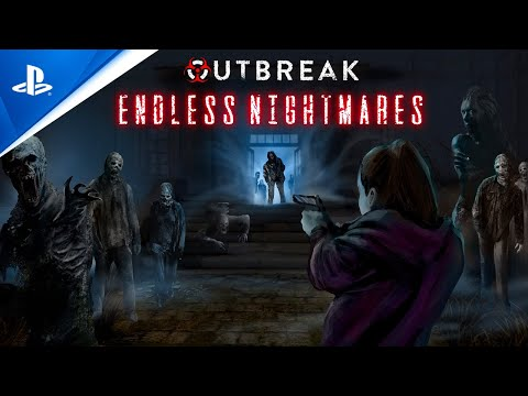 Outbreak: Endless Nightmares - Launch Trailer   PS5, PS4