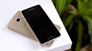 Samsung Galaxy A3 & A5: Zwei gute Alternativen zum S7? - felixba