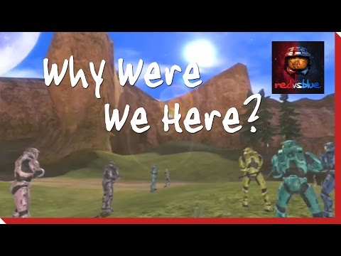 Season 5, Episode 100 - Why Were We Here? | Red Vs. Blue