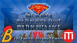 Blondie vs Troutmaster Superman 64 What a Great Game