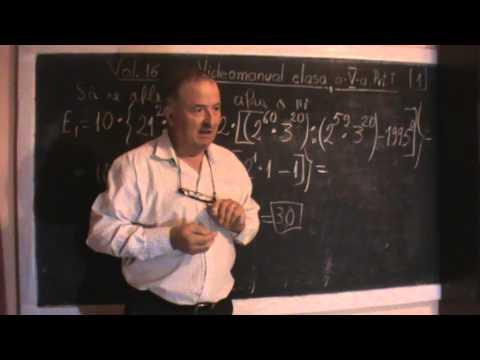4/10 Lectia 123 - Teorema impartirii cu rest - Exercitii din Manualul de clasa a V-a - gimnaziu