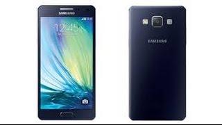 Samsung Galaxy A5 & A3 Cep Telefonu Türkçe