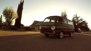Dodge A100 video for sale