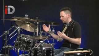 #Drumming concepts: How to take a snare drum rhythm & turn it into a full kit groove