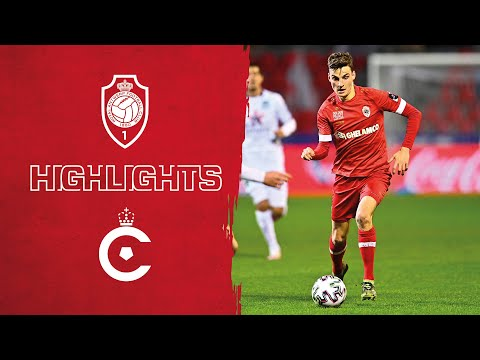 Antwerp Cercle Brugge Goals And Highlights