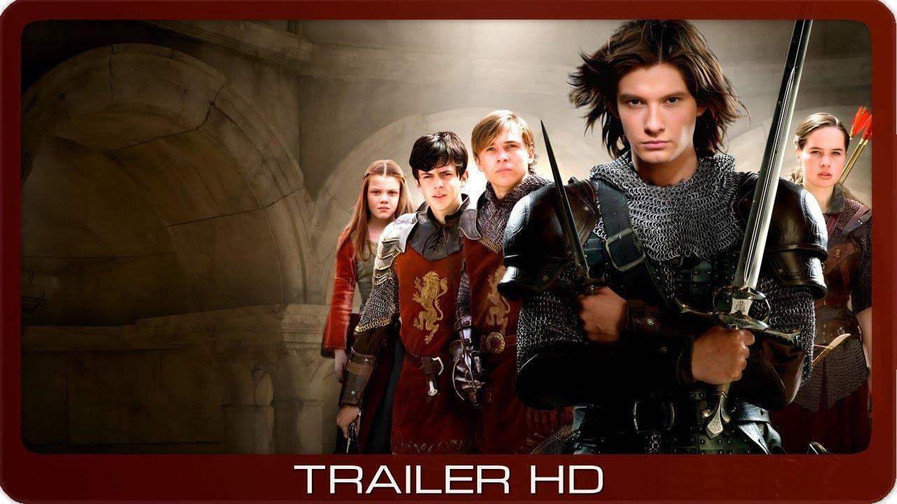 Die Chroniken von Narnia: Prinz Kaspian von Narnia ≣ 2008 ≣ Trailer