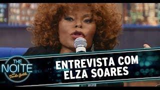 Danilo Gentili entrevista Elza Soares