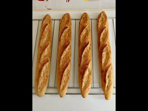 Le pain TRADITION FRANÇAISE 🇫🇷(RECETTE)