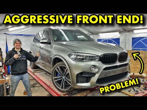 Rebuilding A DAMAGED 2016 BMW F85 X5M With 702 HP (Pt.5) ASSEMBLED!