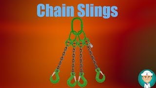 Chain Slings - H๐w should you use Chain slings?