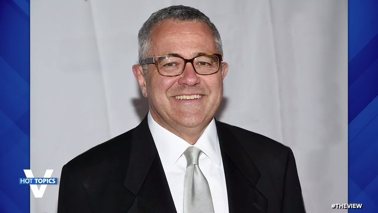 Jeffrey Toobin Is Fired by The New Yorker