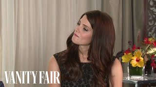 Ashley Greene Talks to Vanity Fair's Krista Smith About the Movie