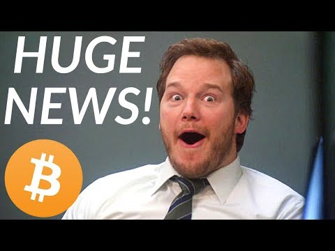 You Need To Be Buying Bitcoin | HUGE NEWS