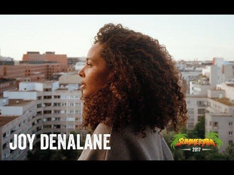 JOY DENALANE I Summerjam Festival I 30. Juni - 02. Juli 2017 I Köln