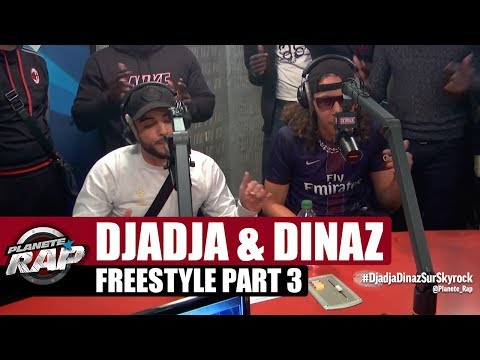 Djadja & Dinaz - Freestyle [Part. 3] #PlanèteRap