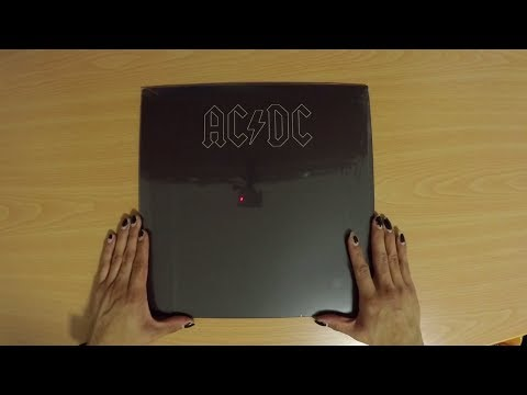 Unboxing: AC/DC - Back in Black Vinyl