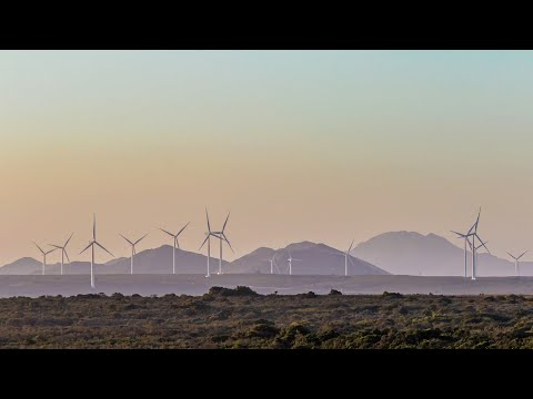 Renewable electricity in South Africa