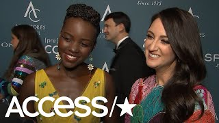 Lupita Nyong'o: Would She Ever Consider Doing A Fashion Line With Stylist Micaela Erlanger? | Access