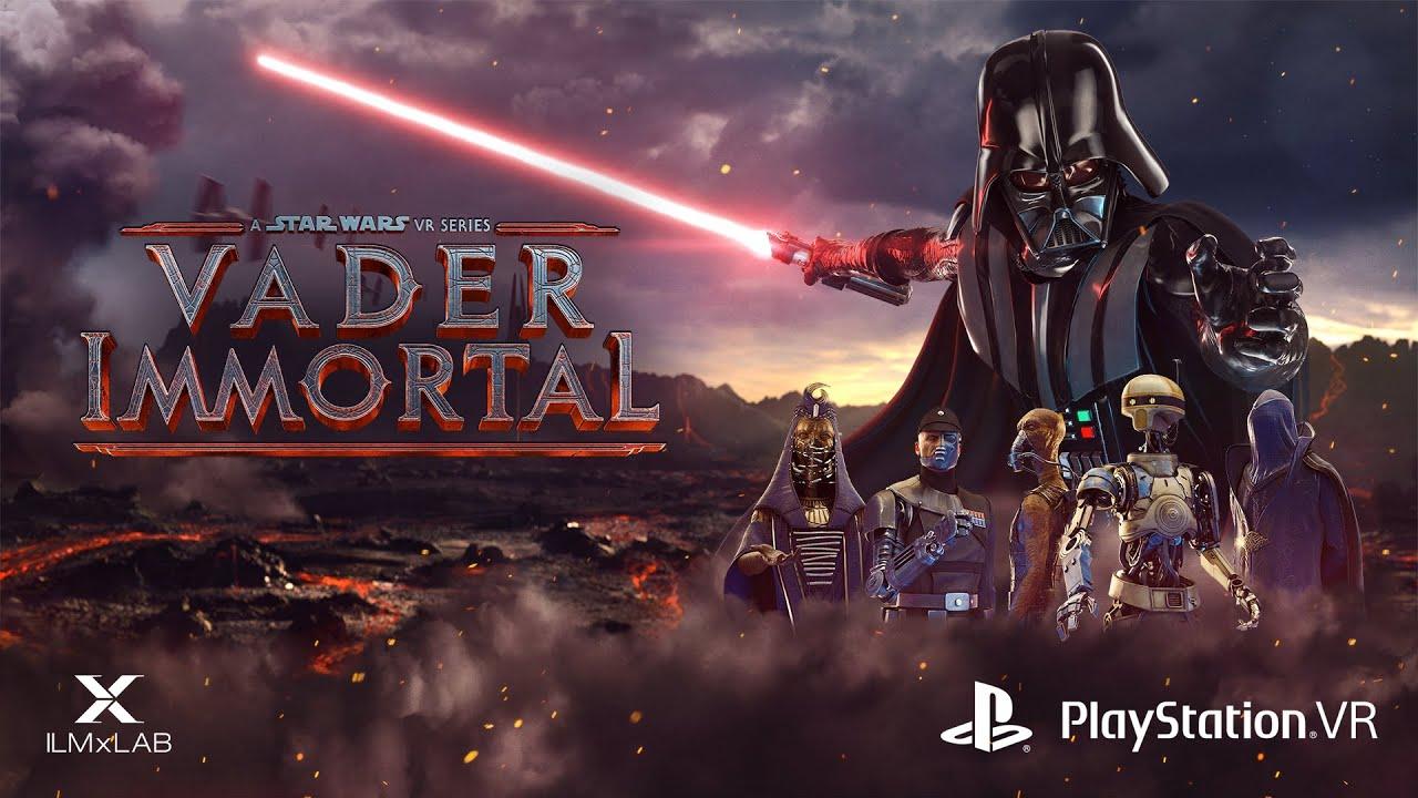 'Vader Immortal' Arrives on PlayStation VR
